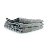 "Workhorse Gray Professional Grade Microfiber Towel 16""X16"" (Metal) (3 Pack)"