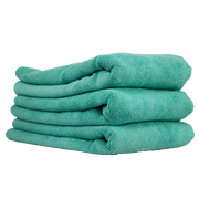 "Workhorse Towel-Green For Exteriors Professional Grade Microfiber Towels-(16"" X 24"") (3-Pack)"