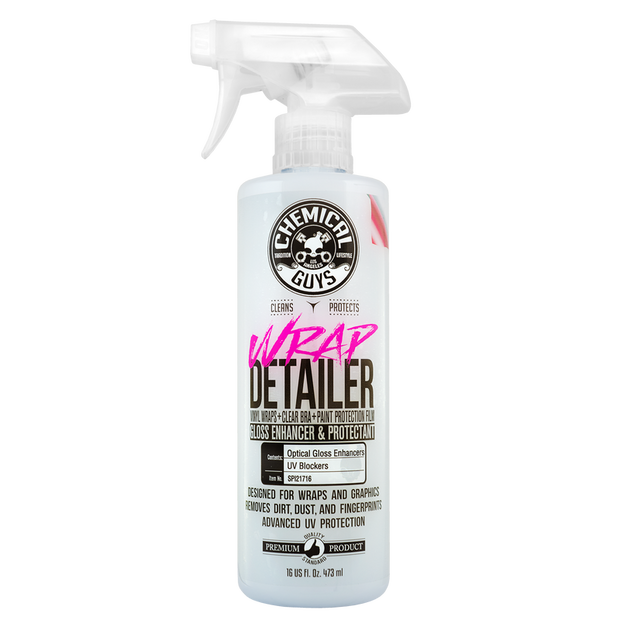 Wrap Detailer Gloss Enhancer & Protectant (16 oz)