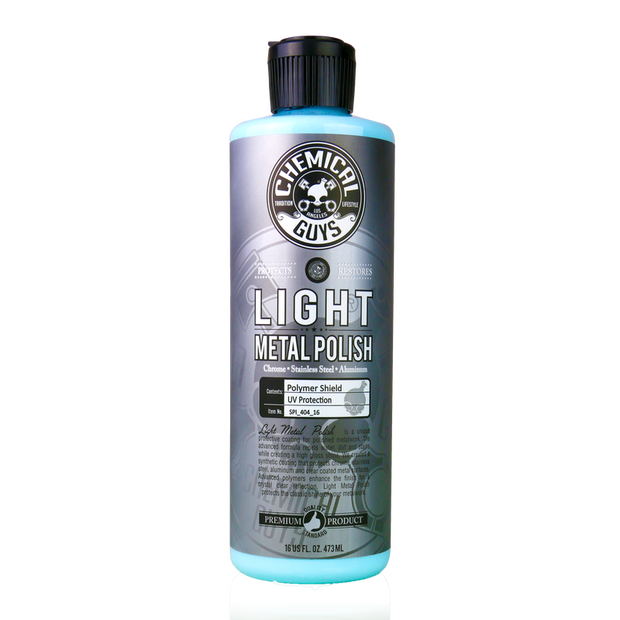 Light Metal Polish (16 oz)