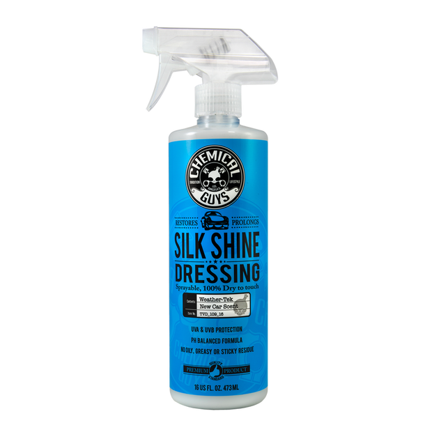 Silk Shine Sprayable Water Based Dressing