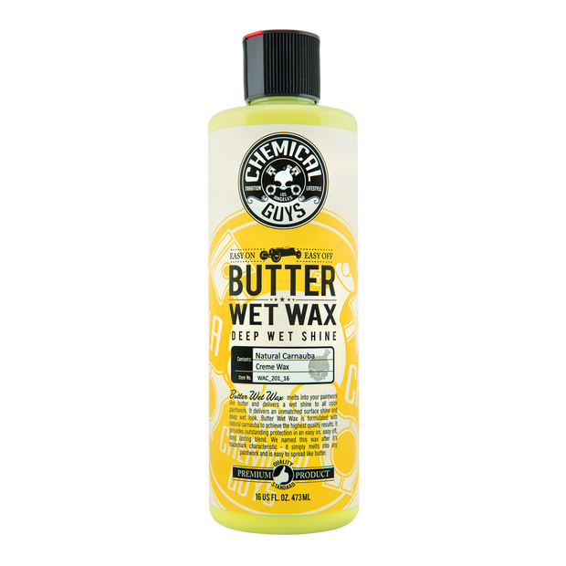 Butter Wet Wax  (16 oz)