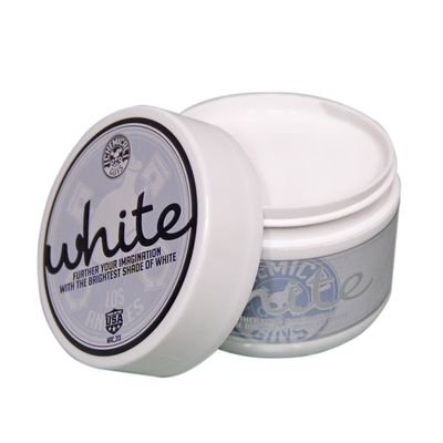 White Wax for White and Light Coloured Cars