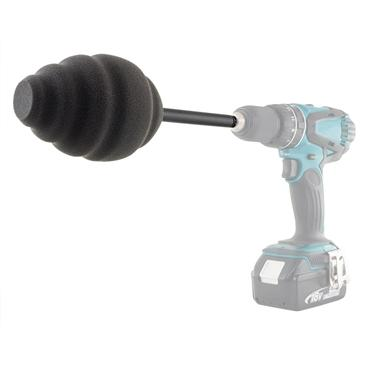 Ball Buster Wheel & Rim Polishing System, Drill Attachment