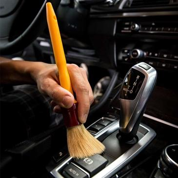 "The Best Detailing Brush-1"" Boars Hair Round Soft Detailing Brush"