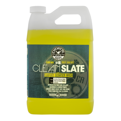 Clean Slate Surface Cleanser Wash (1 Gallon)