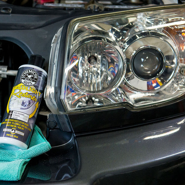 Headlight Restore And Protect (16 oz/473ml)