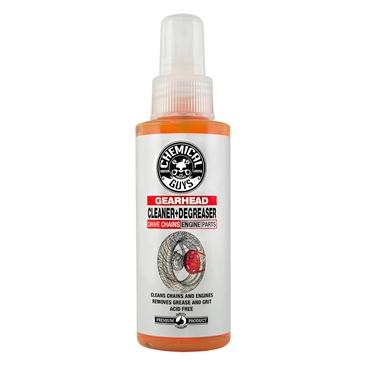 Gearhead Motorcycle Cleaner & Degreaser for Drivechains and Engine Parts (4 oz)