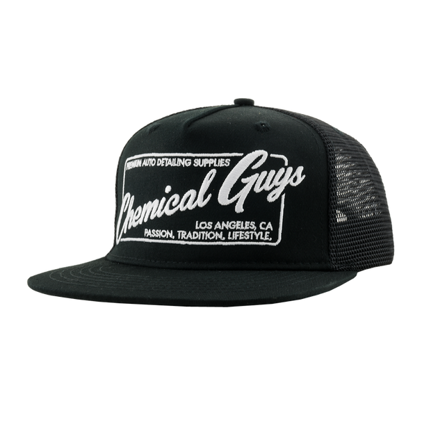 Chemical Guys Passion Tradition Lifestyle Trucker Hat