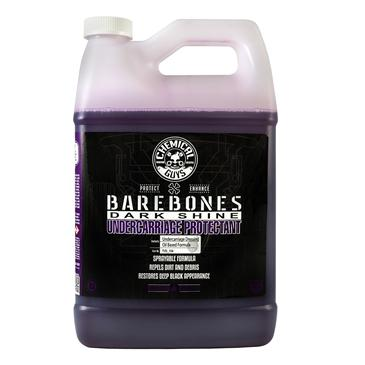 Bare Bones Undercarriage Spray-Dark Shine Trim,Fender/Wheel Wells And Tire Shine Spray (1 Gal.)