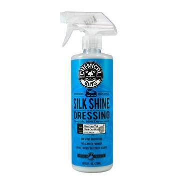 Silk Shine Spray Dressing Natural Shine Dressing+Protectant (16 oz)