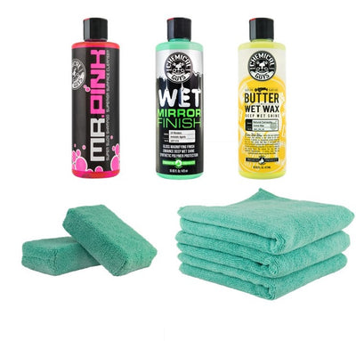 Wash and Shine Kit