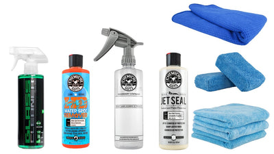 Water Spot remove and protect Kit