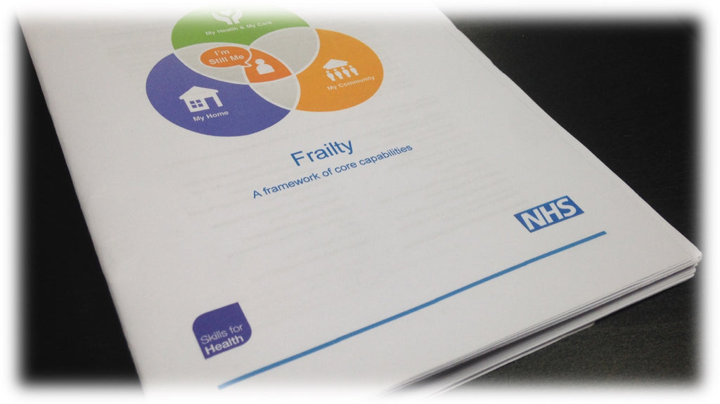 Frailty Framework of Core Capabilities booklet