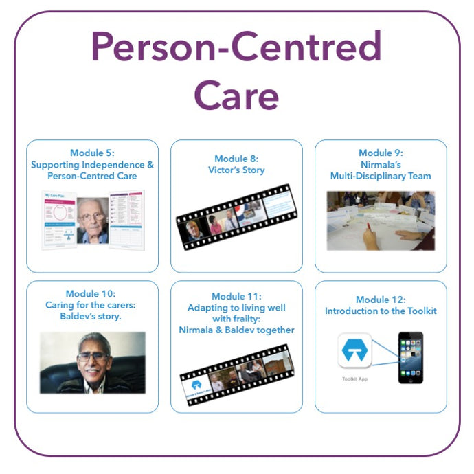 Person-Centred Approaches to Supporting Independence