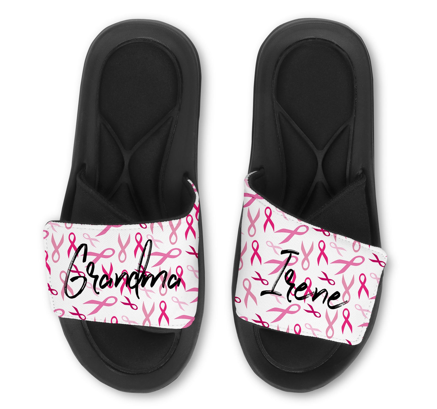 Breast Cancer Awareness Slides - Customize with Your Name