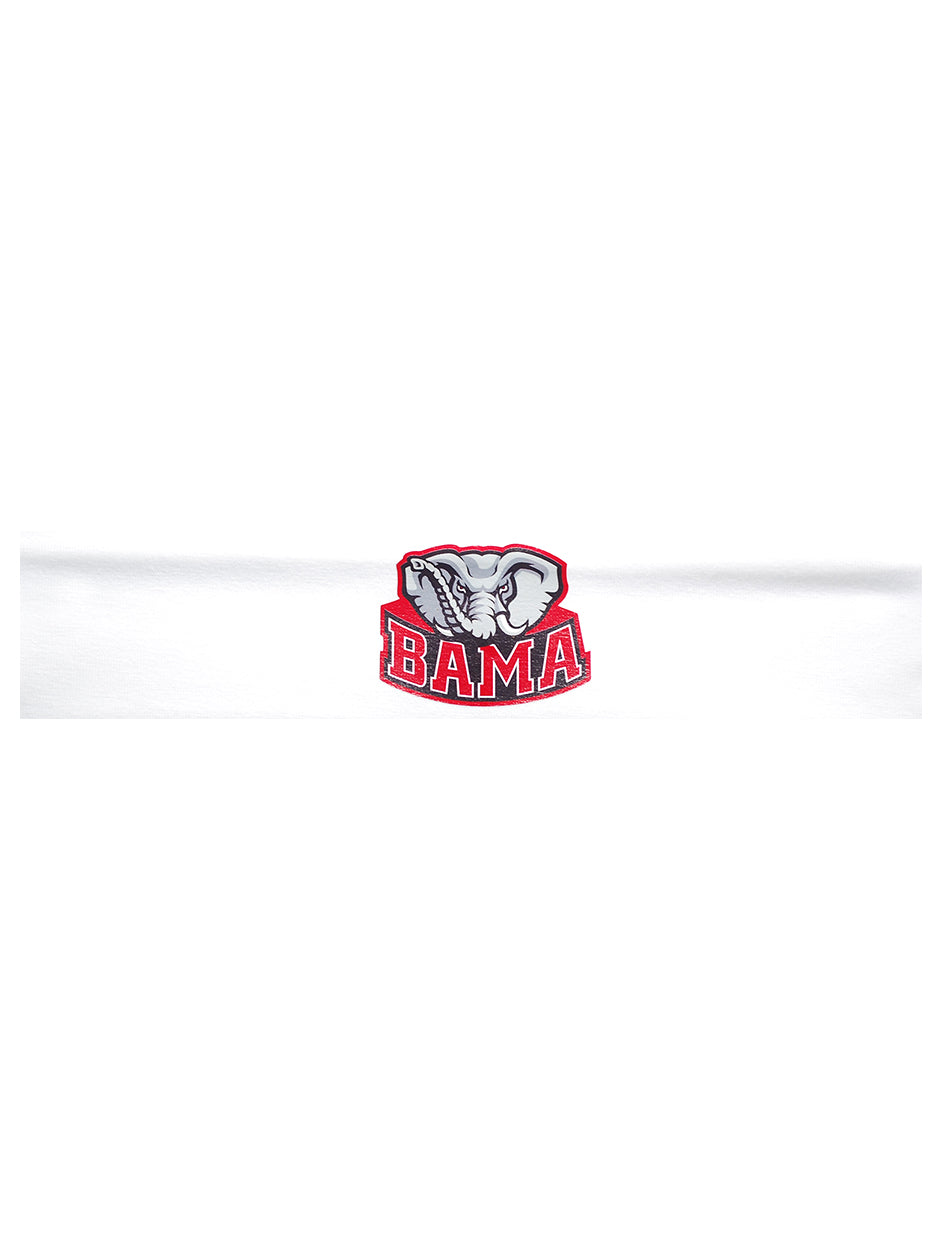 "Alabama Elephant ""Bama"" Headband"