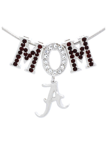 Alabama MOM Necklace