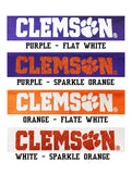 Clemson Tigers Headband - Choose Your Style