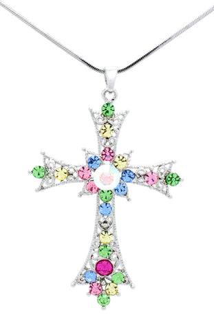 Deluxe Lace Cross