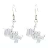 UCF Logo Necklace & Earring Set
