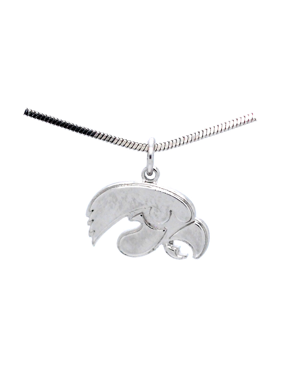 Hawkeyes Logo Necklace - Iowa