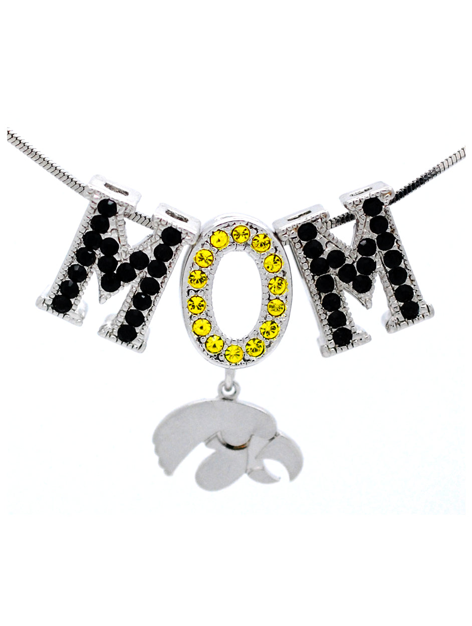 MOM Necklace - Iowa