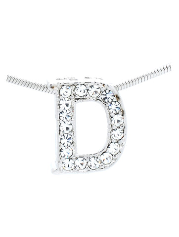 Letter D Necklace