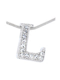 Letter L Necklace