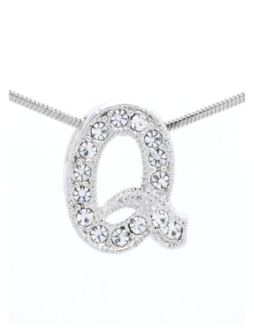 Letter Q Necklace