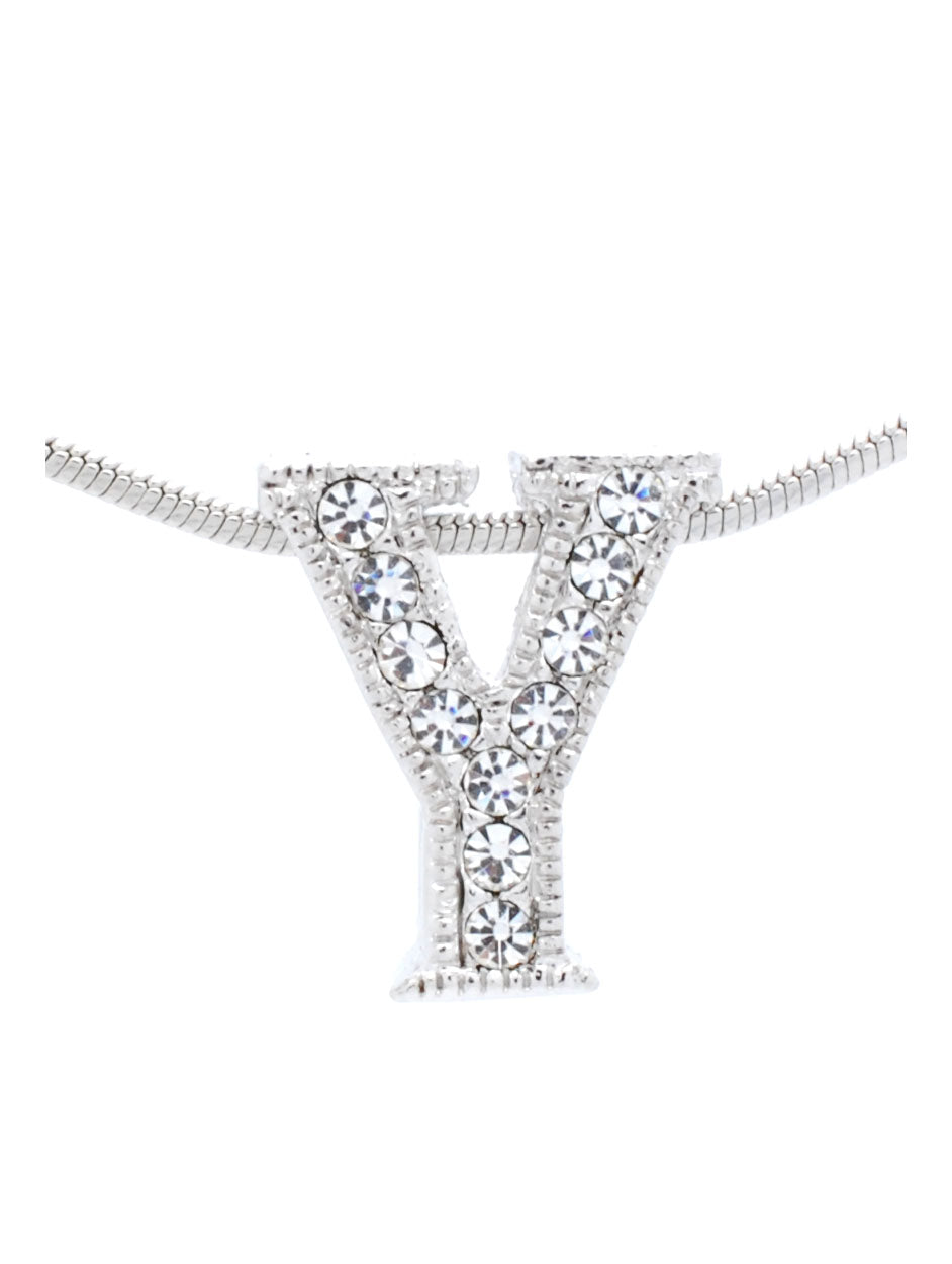 Letter Y Necklace