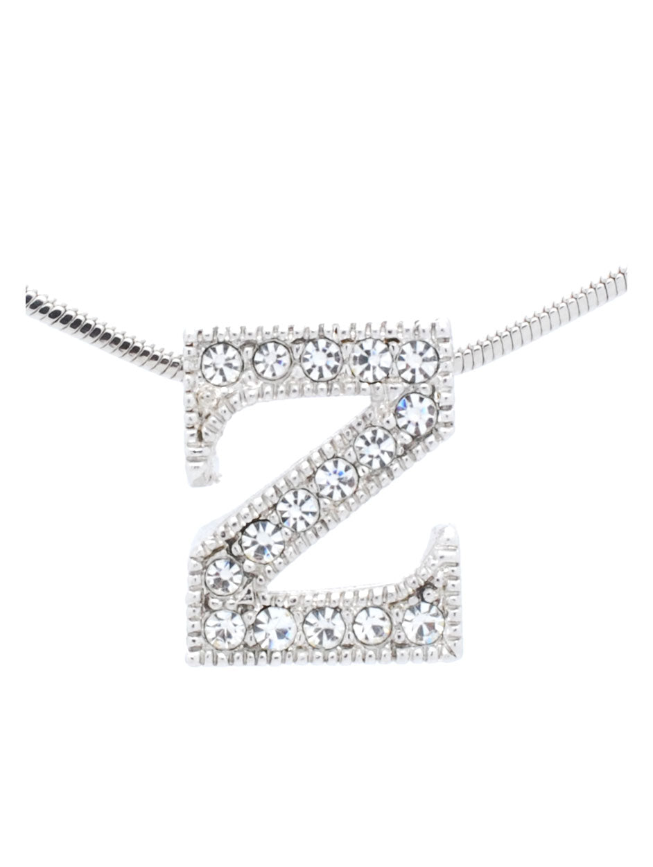 Letter Z Necklace