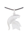 Michigan State Logo Necklace