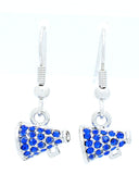 Cheer Megaphone DANGLE Earrings