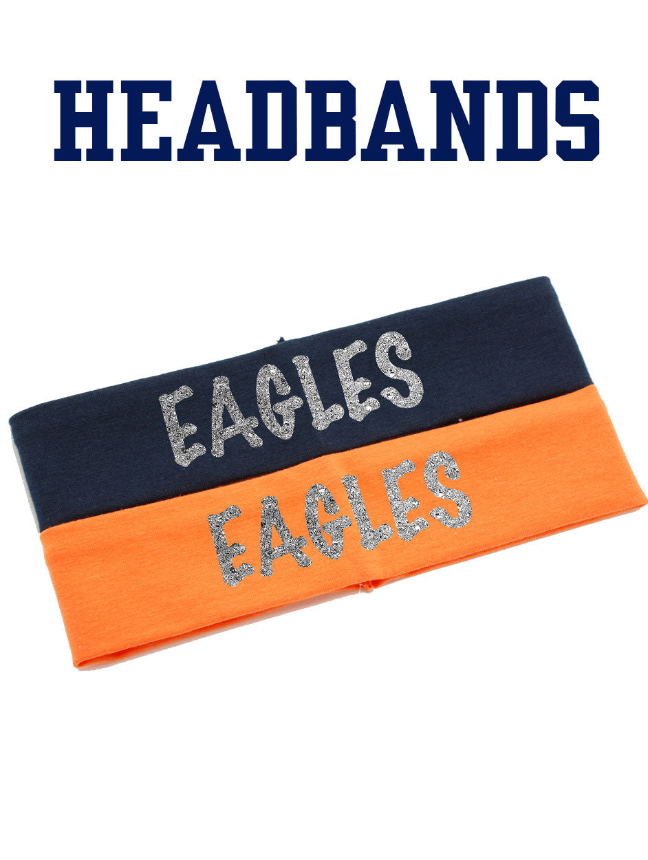 Eagles Headbands - 2 Pack