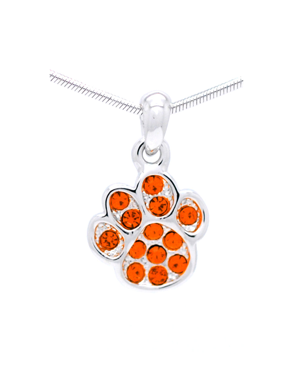 Paw Print Necklace - Mini