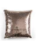 CUSTOM SEQUIN PILLOW - HOCKEY PLAYER SCATTERED