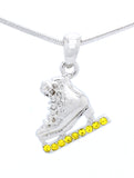 Skate Necklace - Mini