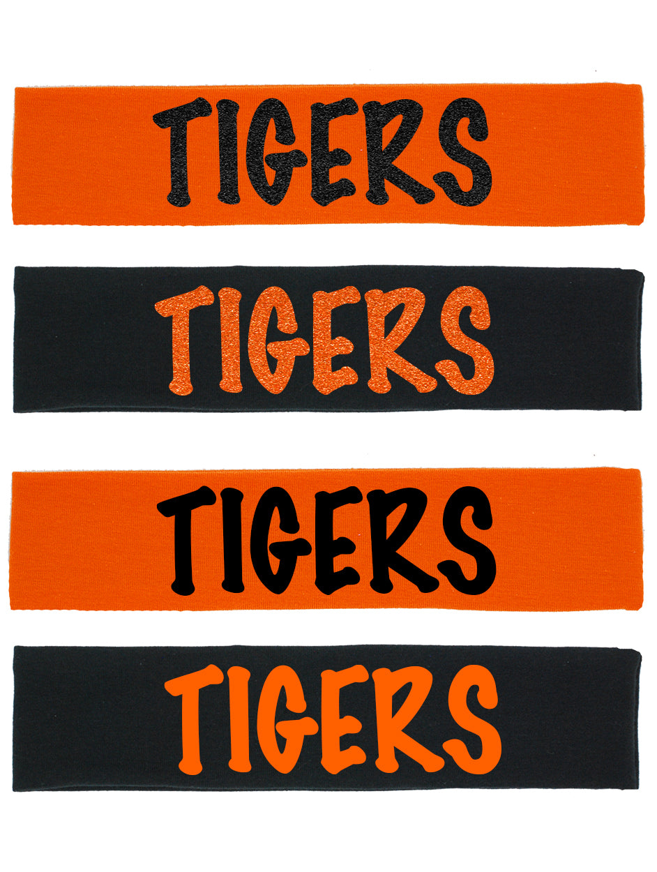 Headband TIGERS - Choose Your Style