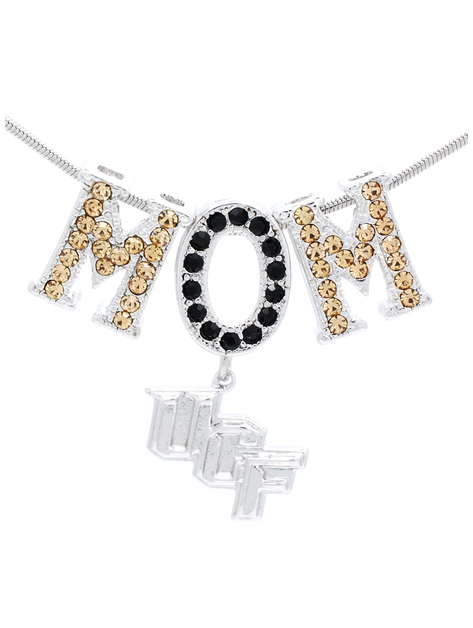 UCF MOM Necklace