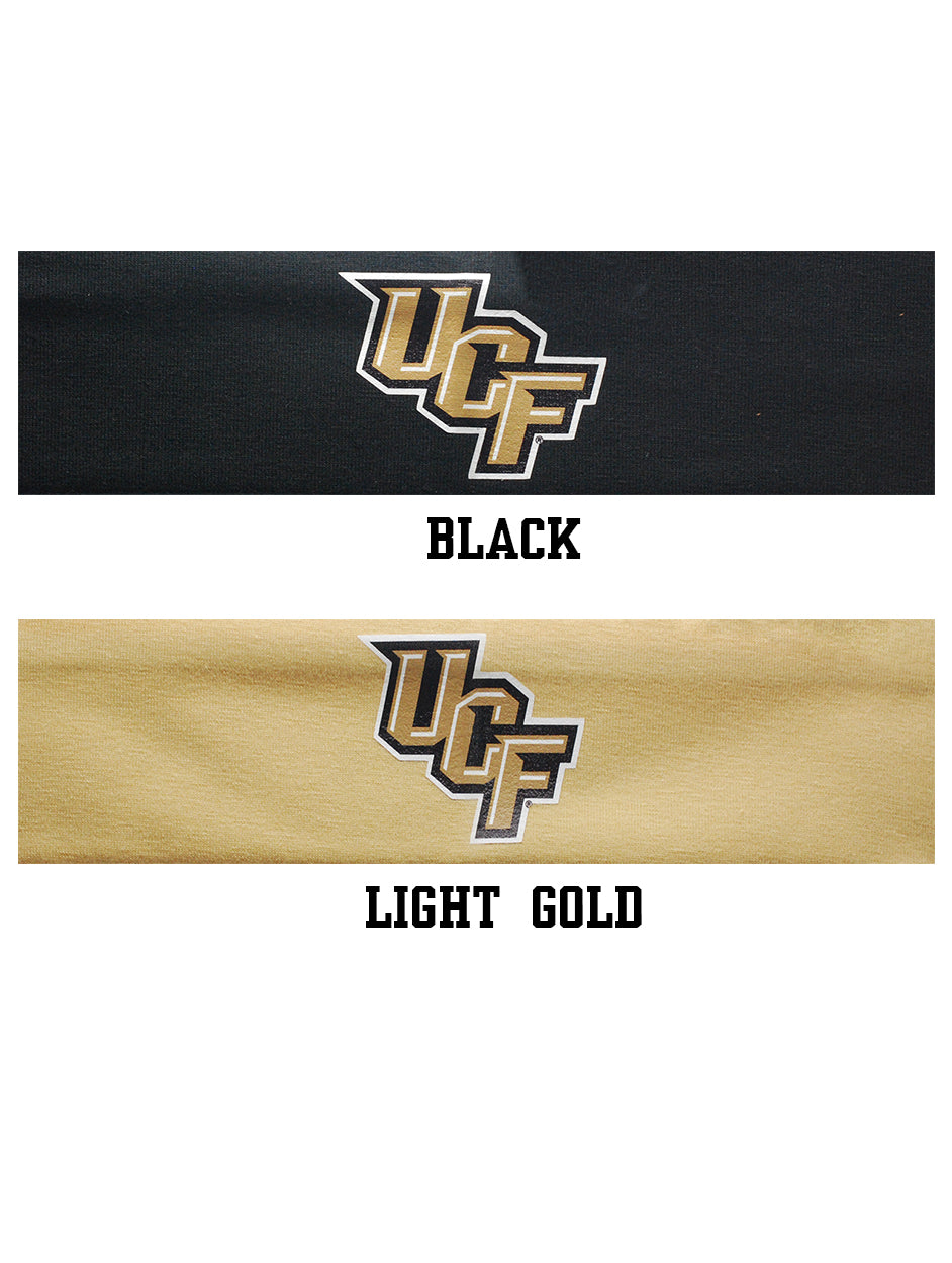 UCF Logo Headband - Stacked
