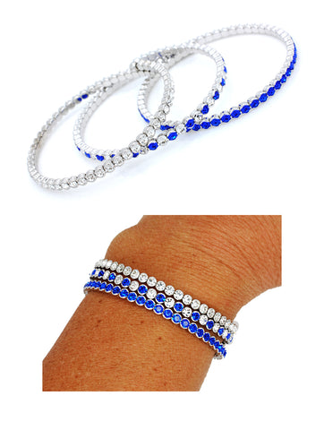 Deluxe Flex Bracelets - Choose Your Color