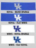 Kentucky UK Logo Cotton Headband - Choose Your Style