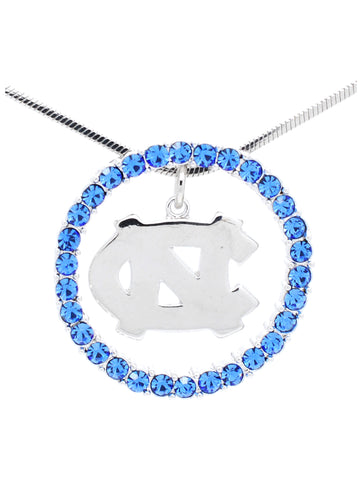 North Carolina Circle of Life Necklace