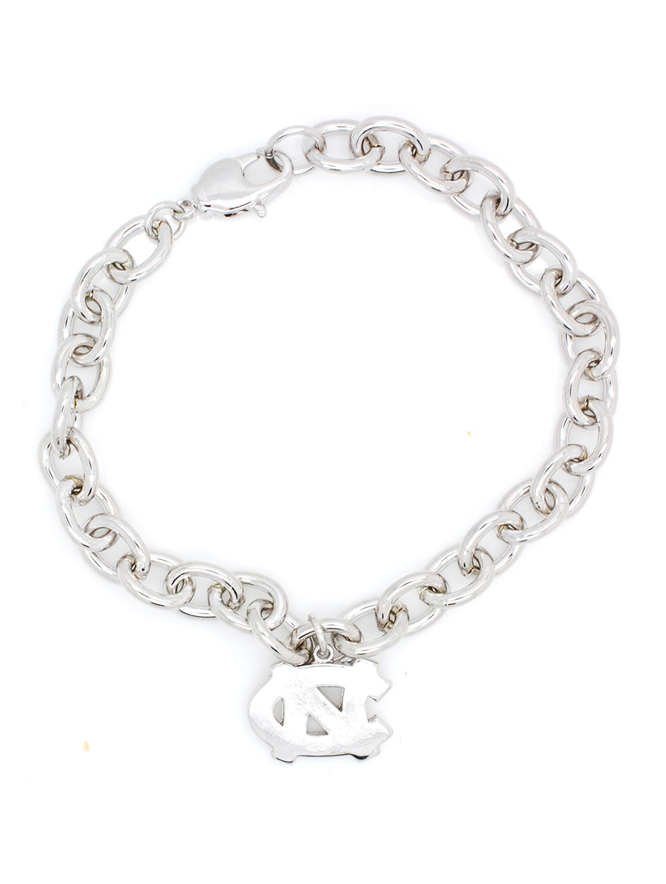 North Carolina Chain Link Bracelet