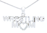 Wrestling Mom Necklace