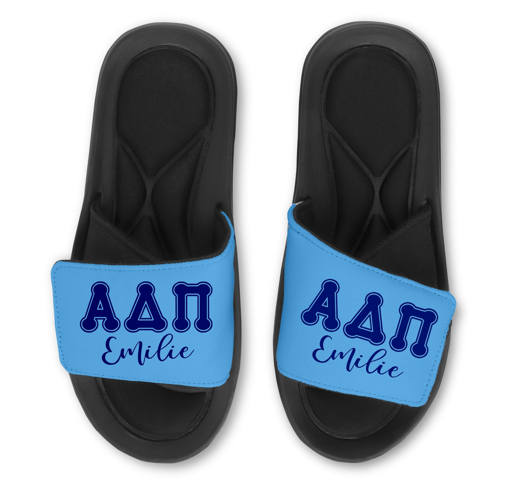 Alpha Delta Pi Slides -Customize With Your Name