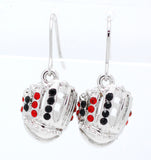 Baseball/Softball Glove Earrings - DANGLE