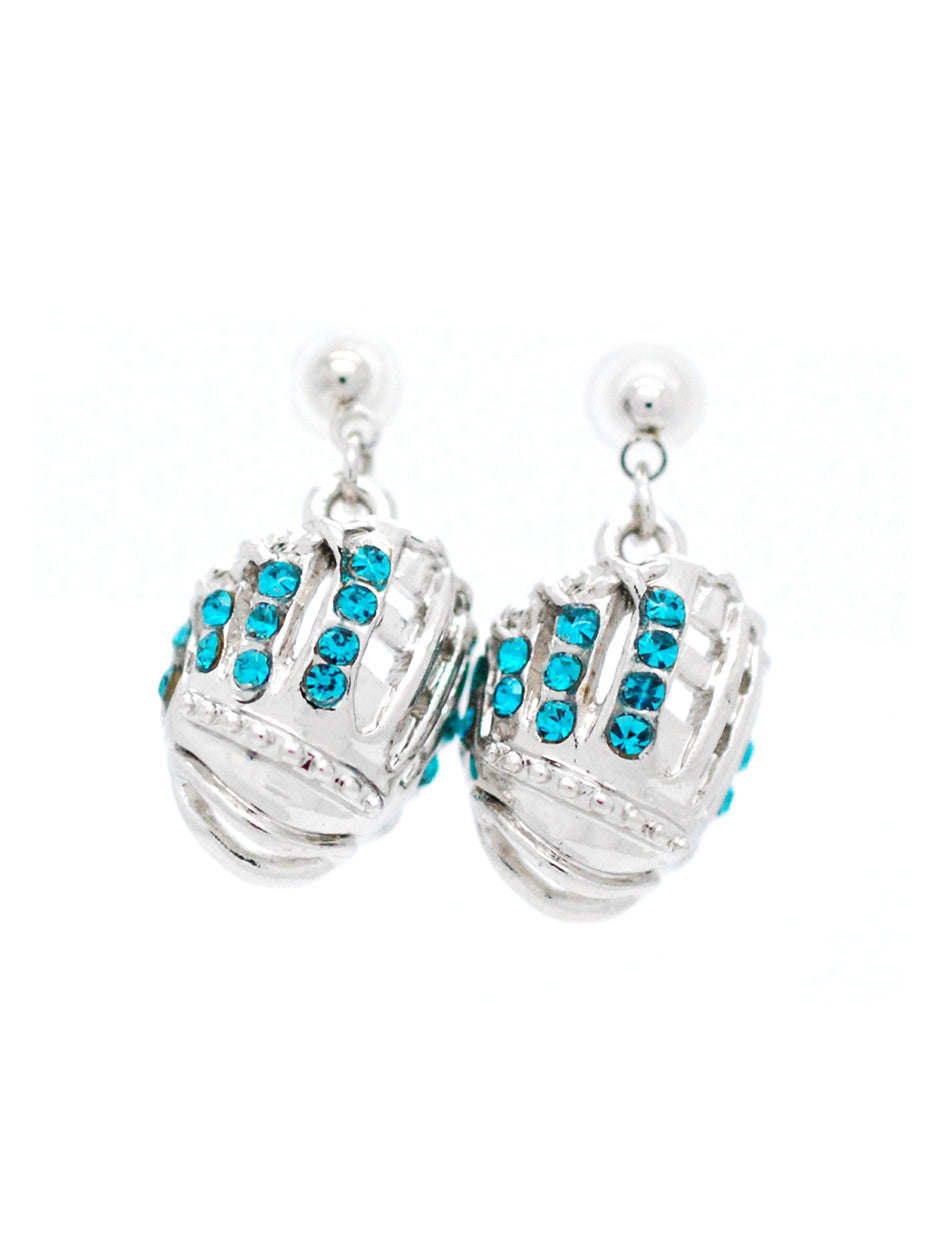 Baseball/Softball Glove Earrings - POST