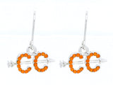 Cross Country Earrings - Dangle